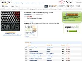 """Amazon Label Sampler """"Season of Mist"""" zum Gratis-Download für alle Hardrock- & Metal-Fans"""