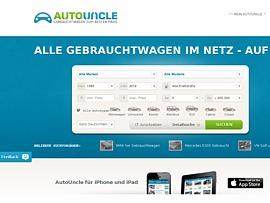 AutoUncle - Preise von allen Gebrauchtwagen im Netz vergleichen