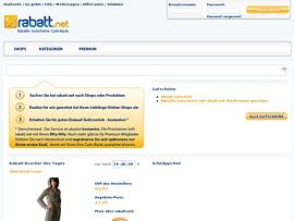 Rabatt.net - Clever sparen mit Rabatten