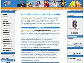 Webvitamine.de - Partnerprogramm mit 10 Prozent Provision