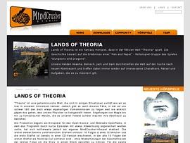 Lands of Theoria - Hörspielserie der MindCrusher Studios zum kostenlosen Download