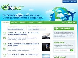 TripTroll Reise-Community mit den knackigsten Reise-Angeboten