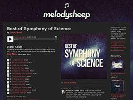 """""""Best of Symphony of Science"""" von melodysheep zum kostenlosen Download"""