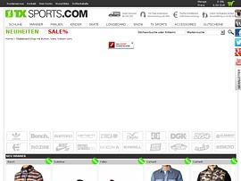 Sportlicher Gutschein von TX Sports
