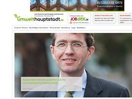 Umwelthauptstadt.de - Jobbörse für Grüne Jobs und Grüne Stellenanzeigen