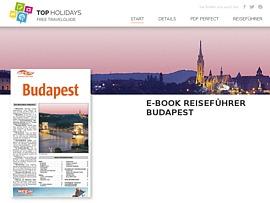 Budapest: Reiseführer im E-Book Fomat kostenlos laden
