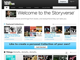 SmallDemons - Inhalte von Büchern teilen und weitere Literatur dazu finden