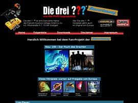 """Hörspiel Die drei Fragezeichen """"Der Fluch des Drachen"""" - Neuvertonung gratis downloaden"""
