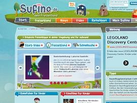Sufino Freizeitland bietet jede Menge Spaß für Kinder