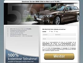 BMW: Fahrspaß Pur gewinnen