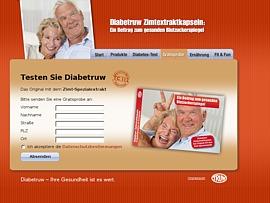 Diabetruw Zimt-Spezialextrakt Gratis-Probe
