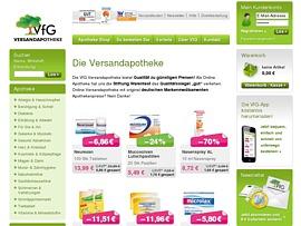 VFG Versandapotheke: Gratis Bodo Schlaubär Mini-Buch