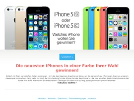Apple iPhone Wahlomat: S oder C ?