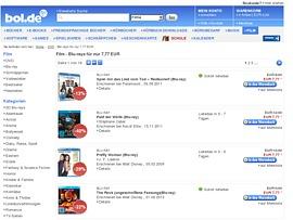 Blu-ray Filme für kleines Geld