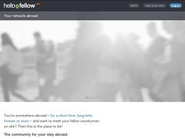 HelloFellow - Community für Auslandsaufenthalte