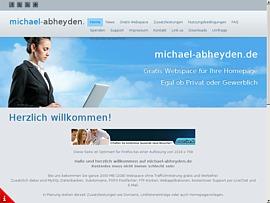Alles für den Webmaster - 2 GB kostenloser Webspace