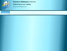 Domain & Webspace bietet 50MB Webspace kostenlos