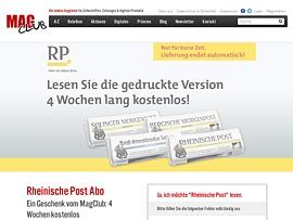 Rheinische Post: Die Region entscheidet!