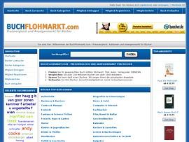 BuchFlohmarkt.com - Bücher günstig kaufen und verkaufen