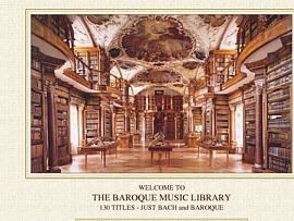 BaroqueMusicLibrary - Klassische Barock-Musik, Noten und Biografien kostenlos