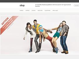 ubup verkauft hochwertige Second Hand Mode und Elektronik