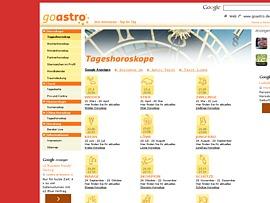 GoAstro - Individuelle Horoskope für jeden Tag