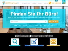 AllOfficeCenters - Büro ohne Maklergebühren finden und mieten