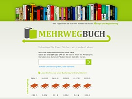 Gebrauchte Bücher verkaufen - Schnell, einfach, kostenlos und zum Festpreis