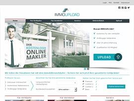 ImmoUpload - Häuser und Wohnungen erfolgreich verkaufen