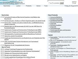 Uni-Protokolle.de hilft bei Ausbildung, Studium und Beruf