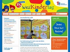 """Weltkindertag 2014 """"Jedes Kind hat Rechte!"""" - Veranstaltungen und Aktionen bundesweit"""