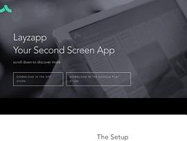 LayZapp - Kostenlose App für informatives Fernsehen
