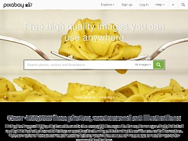 Pixabay - Kostenlose Bilder für die eigene Homepage
