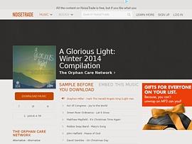 Weihnachtsmusik - Drei festliche Alben zum Gratis-Download