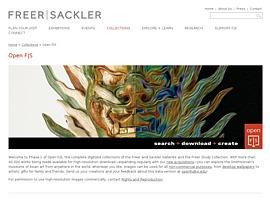 Kunst aus dem asiatischen Kulturraum - Rund 40.000 Kunstwerke kostenlos downloaden