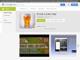 Drunk Locker App schützt vor peinlichen Facebook-Posts
