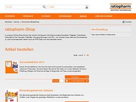 """Kostenloses Strickheft """"Die ratiopharm Strickschule"""""""