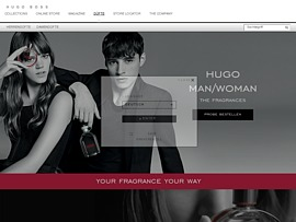 Hugo Boss Damen- oder Herrenduft per Gratisprobe kennenlernen