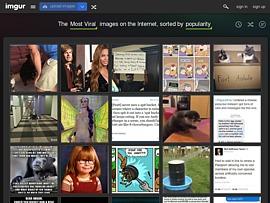 Bildernetzwerk Imgur bietet ab sofort ungebrenzten Speicherplatz kostenlos an
