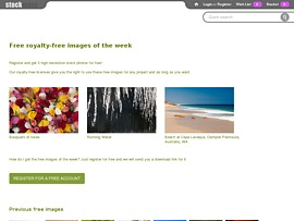 stockmaxx - Jetzt registrieren und drei hochauflösende Stockfotos gratis herunterladen