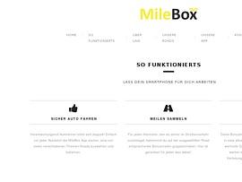 MileBox - Gratis-App belohnt sicheres Autofahren mit Prämien