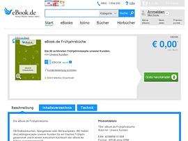 """Gratis Ebook """"Frühjahrsküche"""" zum kostenlosen Download"""