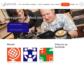 Repair Cafés - Gemeinsam kostenlos defekte Gegenstände reparieren