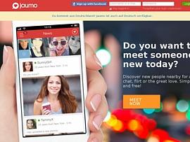 Dating-App Jaumo.de - Singlebörse lädt zum Chatten und Flirten ein