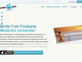 Urlaubsgruss - Echte Foto-Postkarte kostenlos versenden
