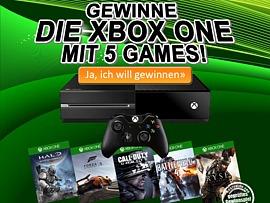 Xbox One: Fifa 15 Call of Duty: Black Ops 3 und viele mehr spielen