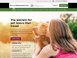 TrustedHousesitters - Als Haussitter günstig Urlaub machen