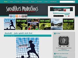 Soundtales Productions bietet jede Menge kostenlose Hörbücher