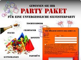Silvester: Alles für die Party des Jahres