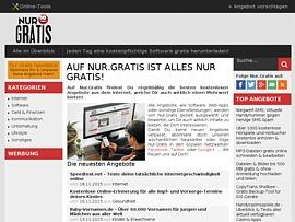 E-Mail Encoder von Nur.Gratis schützt E-Mail-Adressen auf Webseiten